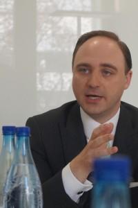Hendrik Schmidt, DWS