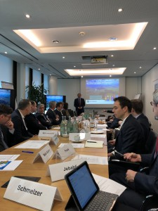 Round Table Sustainable Finance bei BNP Paribas