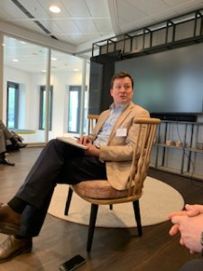 SLSplus Sustainable Finance bei ING Jamie Fergusson